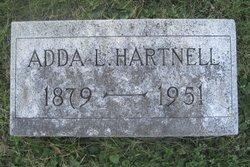 Adda <I>Lansley</I> Hartnell