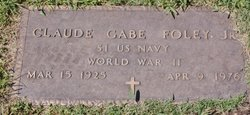 Claude Gabe Foley, Jr