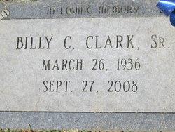 Billy Claude Clark, Sr