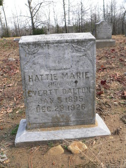 Hattie Marie Dalton