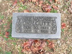Mable Margret Chilcutt