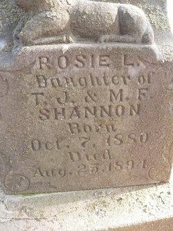 Rosie L Shannon