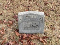 Ethel May <I>Shannon</I> Patterson