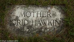 Sigrid <I>Brandt</I> Hawkins