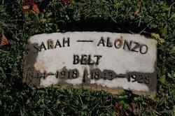 Sarah Frances <I>Stophlett</I> Belt