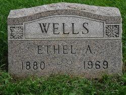 Ethel Amanda <I>Patten</I> Wells
