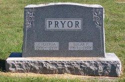 Edgar Paul Pryor, Sr