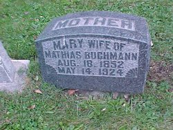 Mary Buchmann