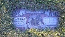 Brent Earl Richardson