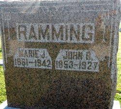 John Bartholomew Ramming