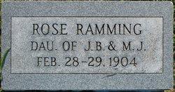 Rose Ramming