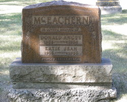 Donald Angus McEachern
