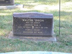 Walter Dixon