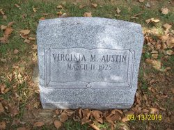 Virginia <I>Merrell</I> Austin