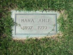 Nana P Ahlf