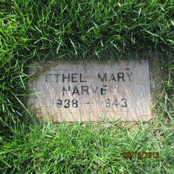 Ethel Harvey