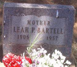 Leah Perkins <I>Conn</I> Bartell