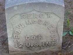 George Wellington Mcgregor