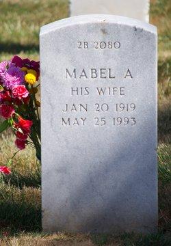 Mabel A <I>Leonard</I> Bini
