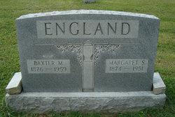 Baxter Michael England