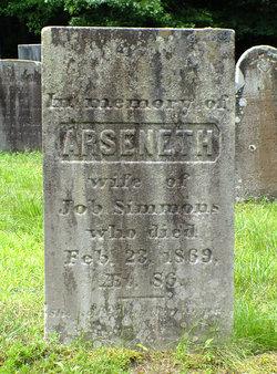 Arseneth <I>Dennison</I> Simmons