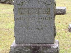 Flora M. <I>Wyman</I> Wheeler