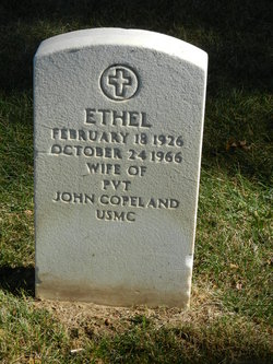 Ethel Copeland