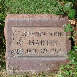 Steven John Martin