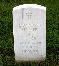 Gordon B Fenner