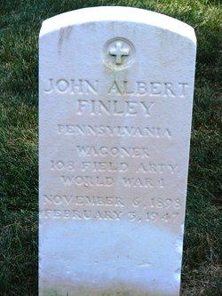 John Albert Finley