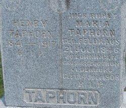 "Heinrich ""Henry"" Taphorn"