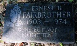 Ernest Belmont Fairbrother