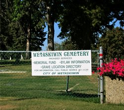 Wetaskiwin Cemetery