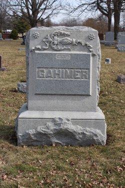 Caroline Augustine <I>Theobald</I> Gahimer