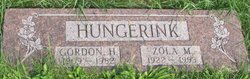 Zola M. Hungerink