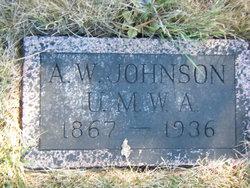 Anthony W Johnson