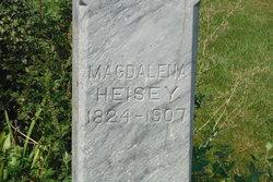 Magdalena <I>Buser</I> Heisey