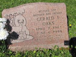 """Gerald Lynn """"Jerry"""" Oaks"""