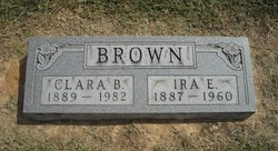 Ira E. Brown