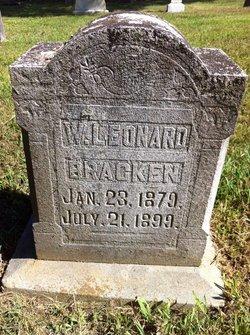 W. Leonard Bracken