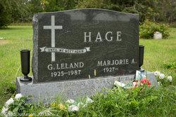 George Leland Hage