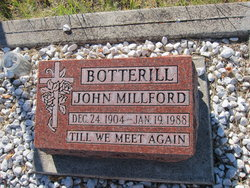 John Millford Botterill