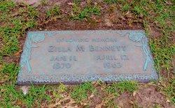 Zilla Miranda <I>Hill</I> Bennett
