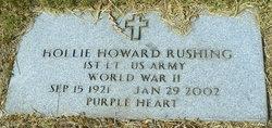 Hollie Howard Rushing Sr.