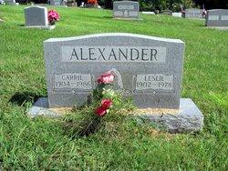 Carrie Mae Alexander