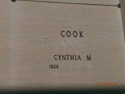 Cynthia Cook
