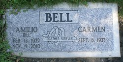 "Amilio ""Bill"" Bell"