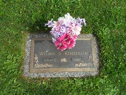 Wilma Fay <I>Smith</I> Kimberlin