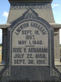 J. Newton Abraham