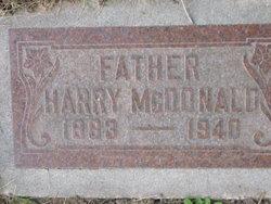 Harry Mcdonald